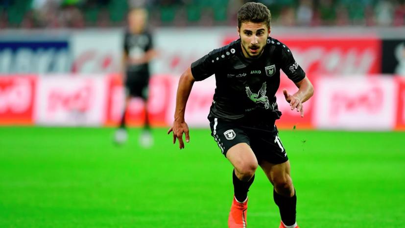 «Рубин» расторг контракт с Давиташвили