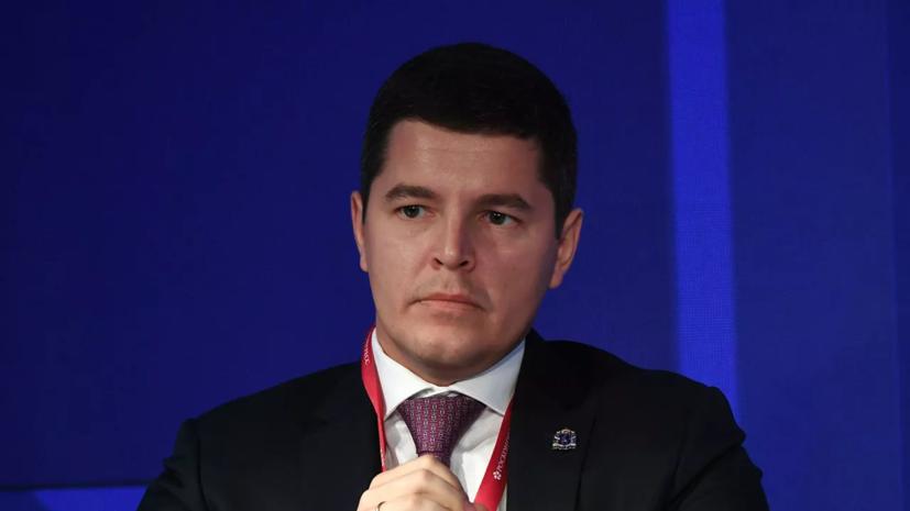 Губернатор ЯНАО прочитал лекцию для молодёжи на палубе ледокола «Андрей Вилькицкий»
