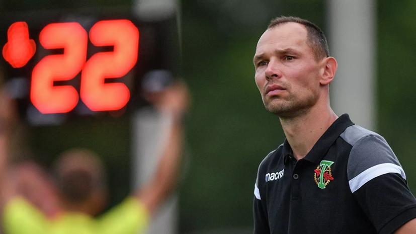 Игнашевич заявил, что Манчини хотел поставить «Зениту» игру сборной Италии