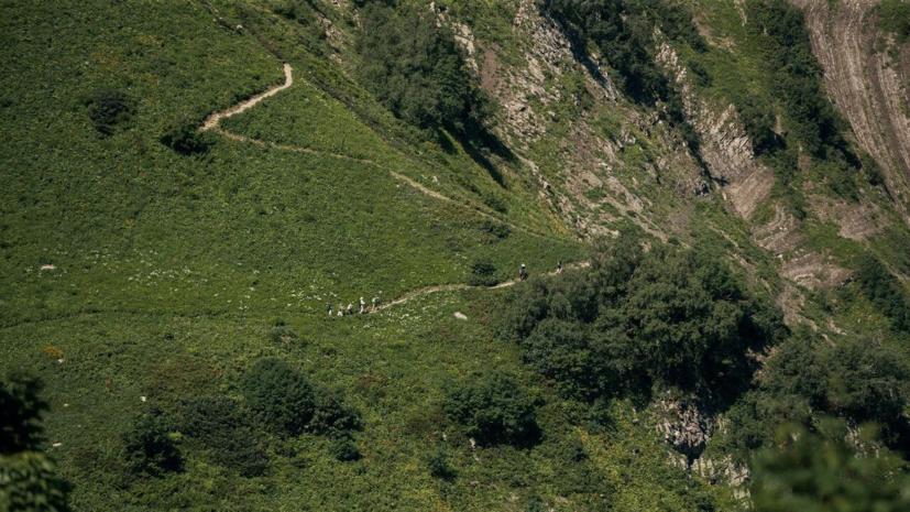 На «Курорте Красная Поляна» открыли самую длинную экотропу горы Аибга