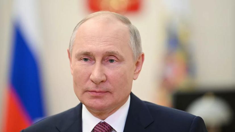 Путин дал поручение Кабинету Министров по программе реабилитационного развития