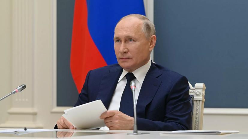 Путин поручил направить ещё 50 млрд рублей на развитие транспорта