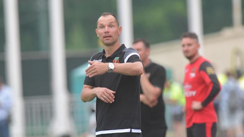 СЭ: Игнашевич является одним из кандидатов на пост помощника Бердыева в сборной