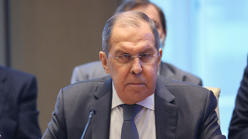 Лавров: Россия нацелена на установление диалога в Афганистане