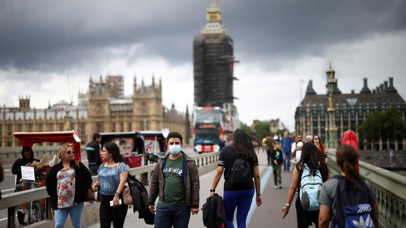 Туристы из Франции обязаны будут соблюдать карантин в Англии после вакцинации