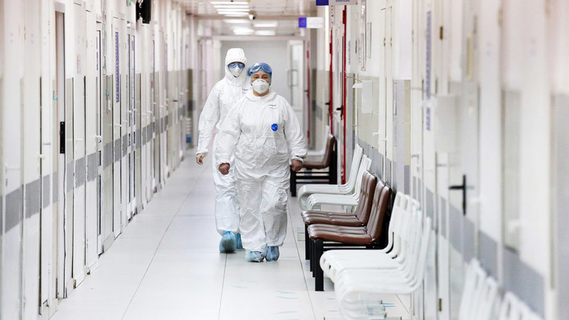 В России за сутки выявили 25 116 случаев коронавируса