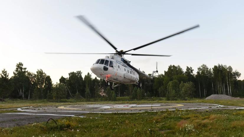 Следователи изъяли образцы топлива совершившего жёсткую посадку Ан-28