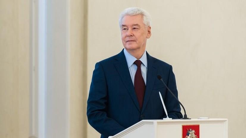 Собянин заявил об эффективности вакцинации на фоне новых вариантов коронавируса