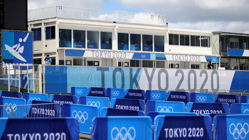 Сборная России по конному спорту первой из российских команд заселилась в Олимпийскую деревню в Токио
