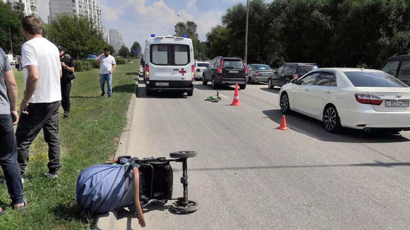 Прокуратура потребовала заключить под стражу сбившую детей в Москве девушку