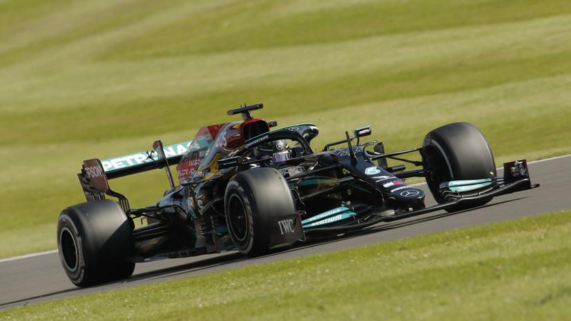 Хэмилтон выиграл Гран-при Великобритании, Мазепин — 17-й
