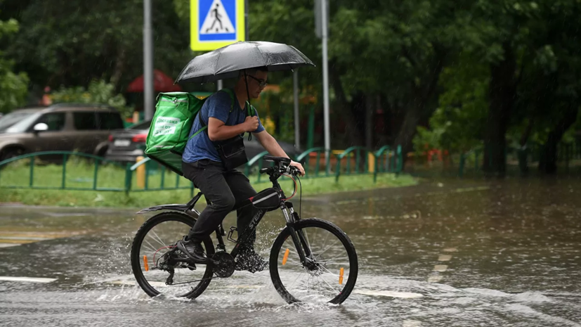 В Гидрометцентре предупредили о дождях в Московском регионе в понедельник