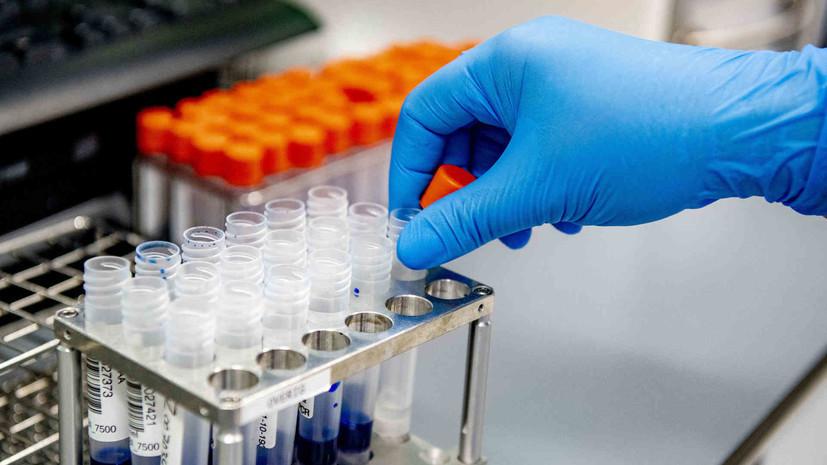 За сутки в России выявили 24 633 случая коронавируса