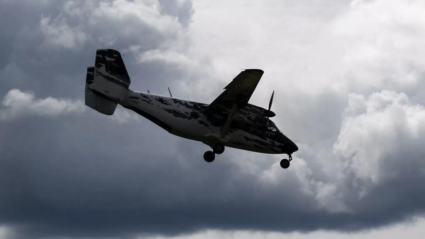 СК завершил следственные действия на месте жёсткой посадки Ан-28 под Томском