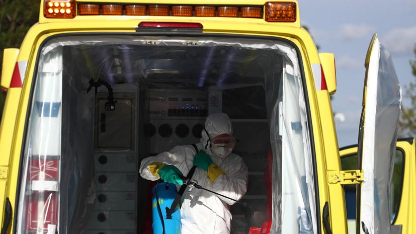 В Испании девять человек пострадали при наезде машины на террасу бара