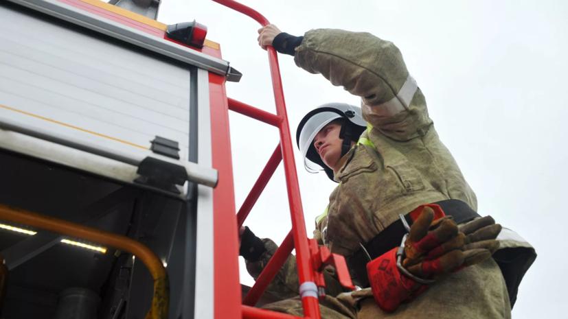 Движение на участке трассы «Кола» в Карелии закрыто из-за лесных пожаров