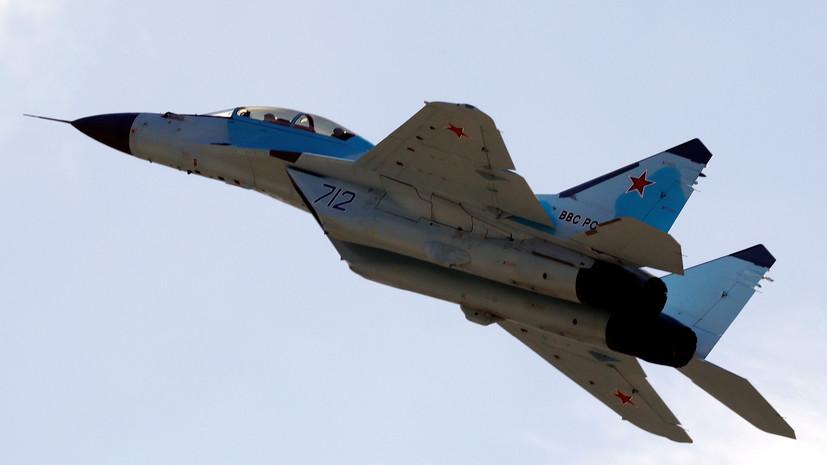 В Россию поступило 2 заявки из-за границы на поставку МиГ-35