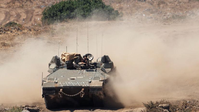 В Израиле заявили о двух выпущенных из Ливана ракетах