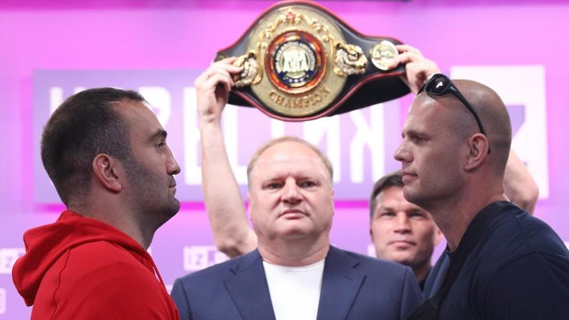 Соперник с русскими корнями и азиатский титул на кону: Гассиев сразится с Валлишем за пояс WBA