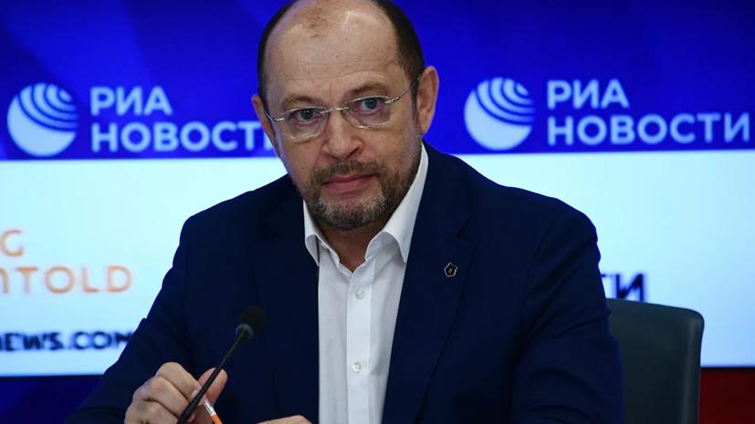 Прядкин оценил компетенцию Hypercube в российском футболе