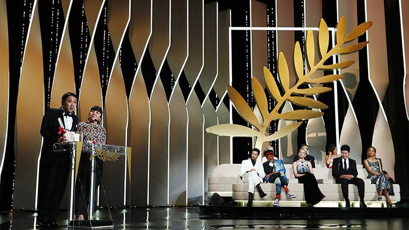 Киновед прокомментировал итоги Каннского кинофестиваля