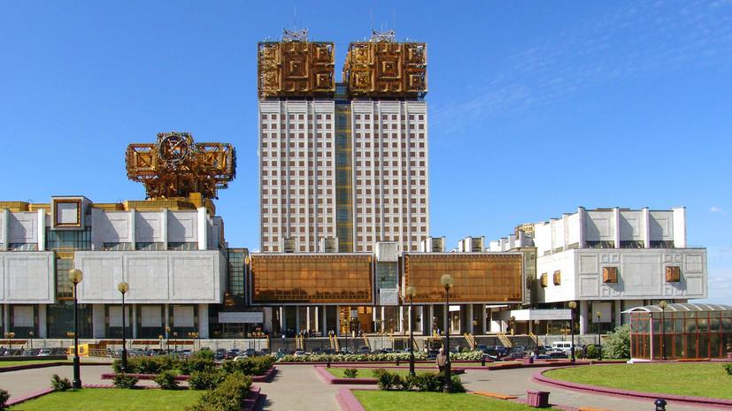 Ректор Московского авиационного института рассказал о самых популярных направлениях приема.