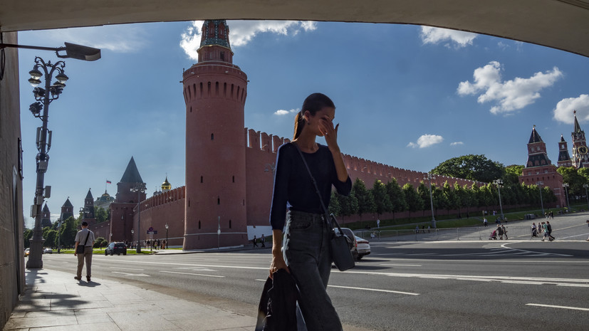 В Гидрометцентре рассказали о возвращении жаркой погоды в Москву