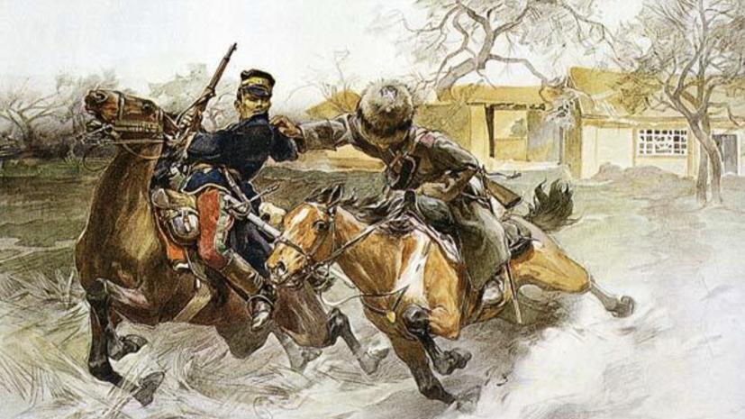 Тест RT о Русско-японской войне