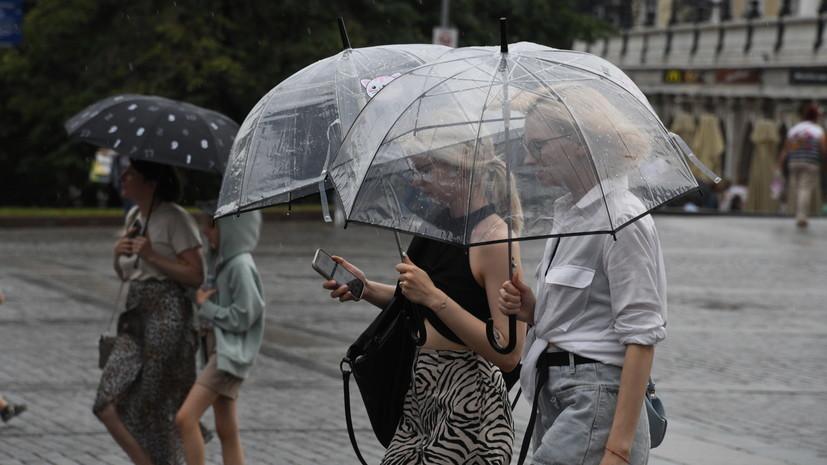 Синоптики предупредили о ливнях с грозами и жаре до +39 °С в Оренбуржье