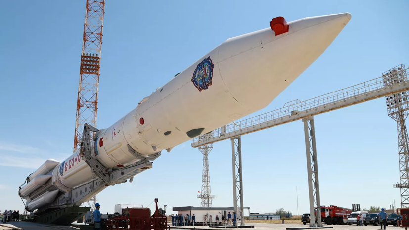 С Байконура к МКС стартовала ракета-носитель «Протон-М» с модулем «Наука»