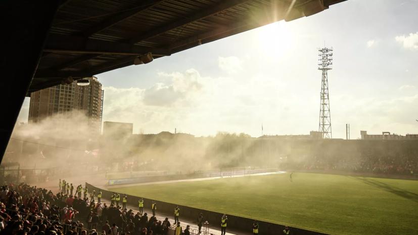 В Казани опровергли сообщение Роспотребнадзора о запрете присутствия зрителей на матче «Рубин» — «Спартак»