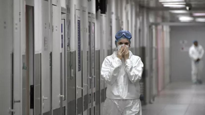 Власти Крыма заявили о нехватке медиков в больницах