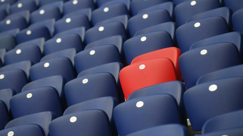 СМИ: Роспотребнадзор Москвы по САО указал ЦСКА провести матч с «Уфой» без зрителей