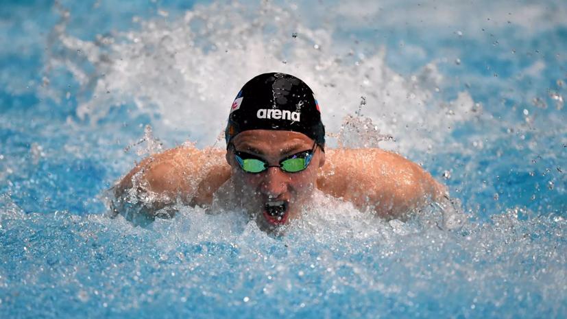 Бородин отреагировал на недопуск к Олимпиаде из-за коронавируса