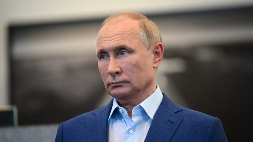 Путин выразил Си Цзиньпину соболезнования из-за последствий наводнения