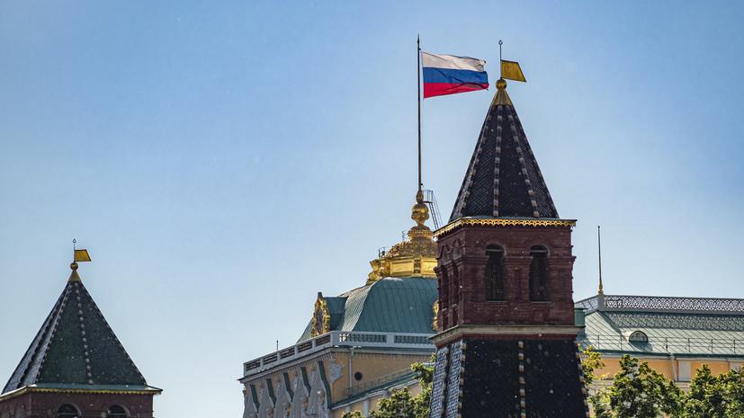В Кремле высказались о переговорах по транспортировке газа через Украину