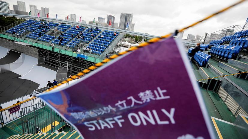 Панкратов — о проведении Японией Олимпийских игр: закрыли собой амбразуру