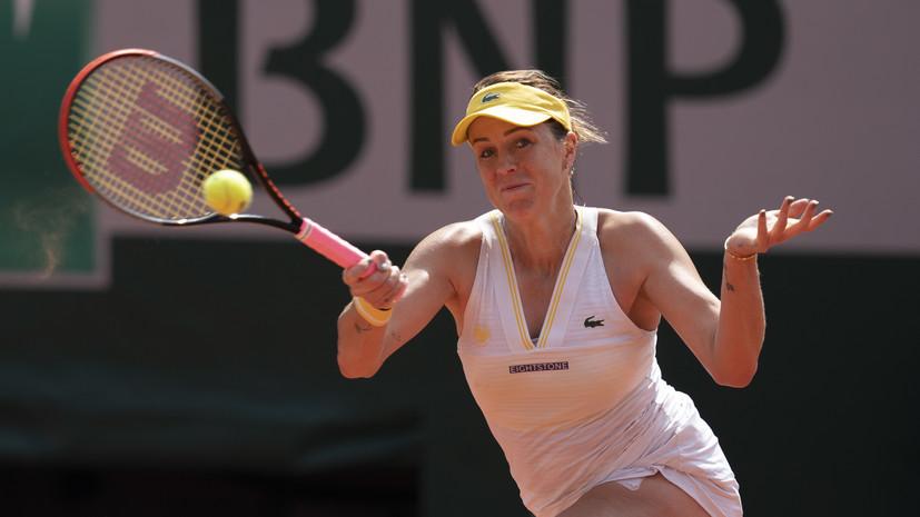 Российские теннисистки узнали соперниц по первому кругу олимпийского турнира