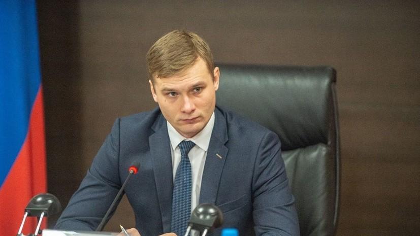 Возбуждено дело против первого заместителя министра природы и экологии Хакасии