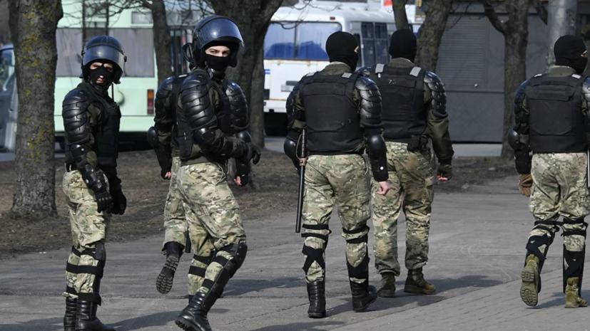 В МИД России объяснили, почему Минск усилил охрану границы с Украиной
