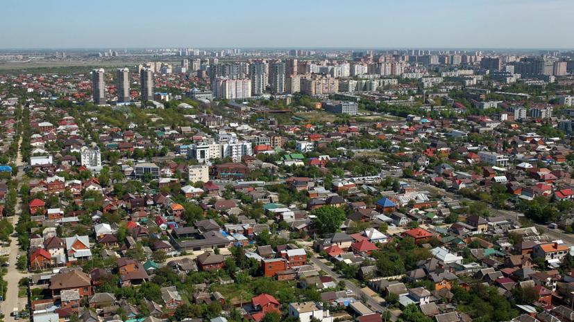 На Кубани ввели режим повышенной готовности из-за ухудшения погоды