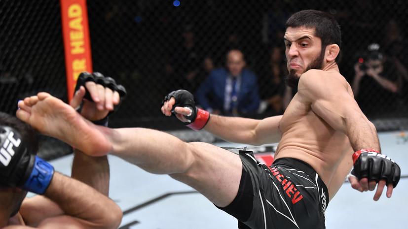 Экс-чемпион или несостоявшийся противник Нурмагомедова: с кем Махачеву стоит провести следующий бой в UFC