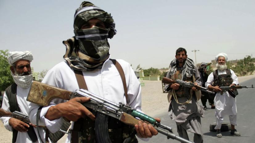 Талибы пообещали не допустить ИГ активизироваться в Афганистане