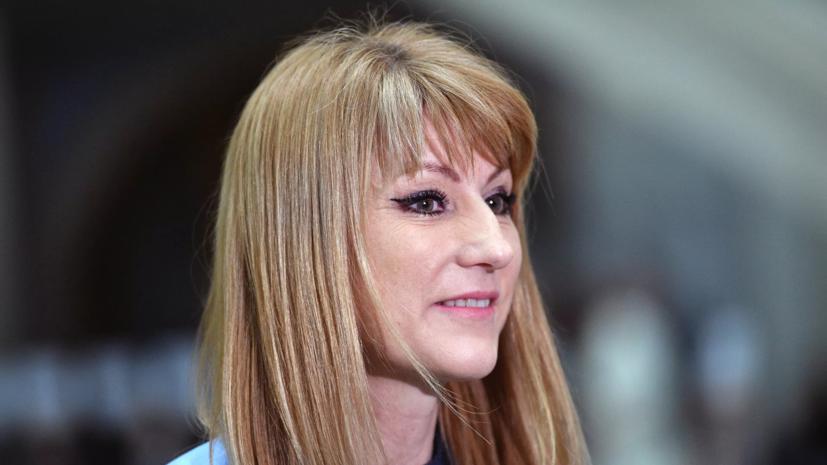 Журова отреагировала на отделение Крыма от Украины границей на сайте Олимпиады
