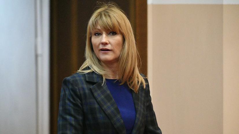 Журова считает, что Россия поборется за третье место в медальном зачёт