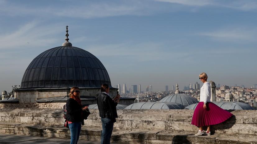 В Турции за сутки выявили более девяти тысяч случаев коронавируса