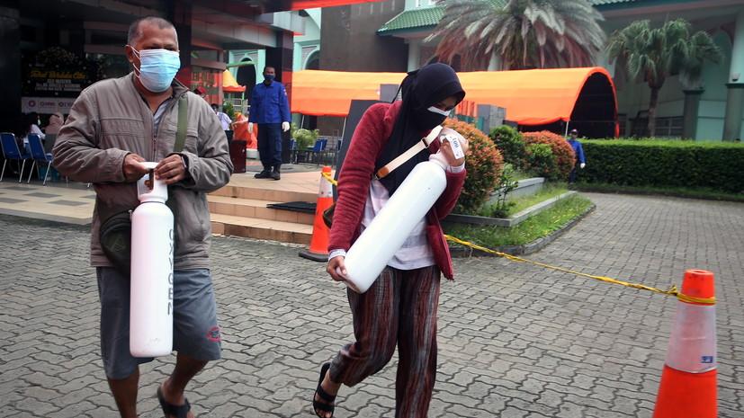 Индонезия и Малайзия вводят более жёсткие ограничения из-за COVID-19