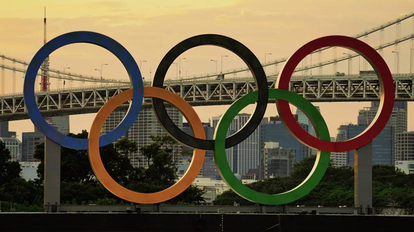 В МОК объяснили отделение Украины от Крыма границей на сайте Олимпиады