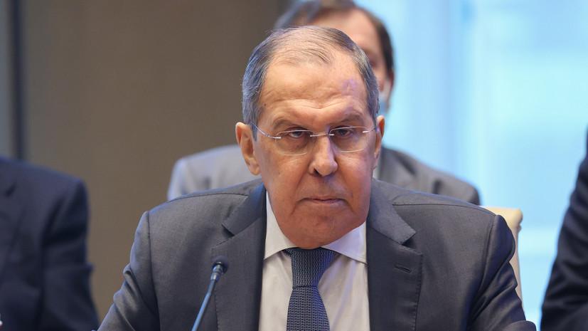 Лавров: Запад пытается расшатать ситуацию в России накануне выборов в Госдуму
