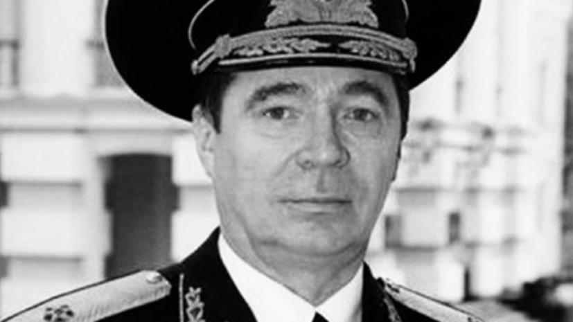 Умер таранивший крейсер США контр-адмирал Богдашин